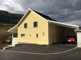 Referenzen - Werner Bussinger Architektur - Rothenfluh